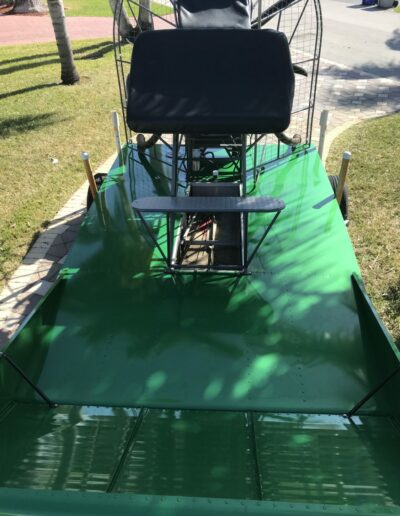 LAMdeck Green Airboat 5