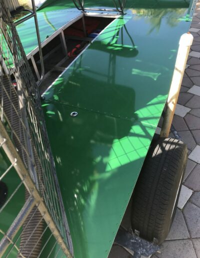 LAMdeck Green Airboat 3